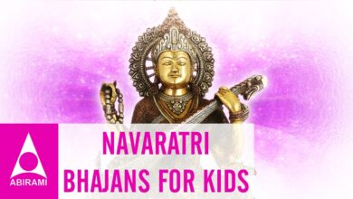 Navaratri Bhajans For Kids - Devotional Jukebox Of Durga, Mahalakshmi, Saraswathi. Ganesha & Krishna