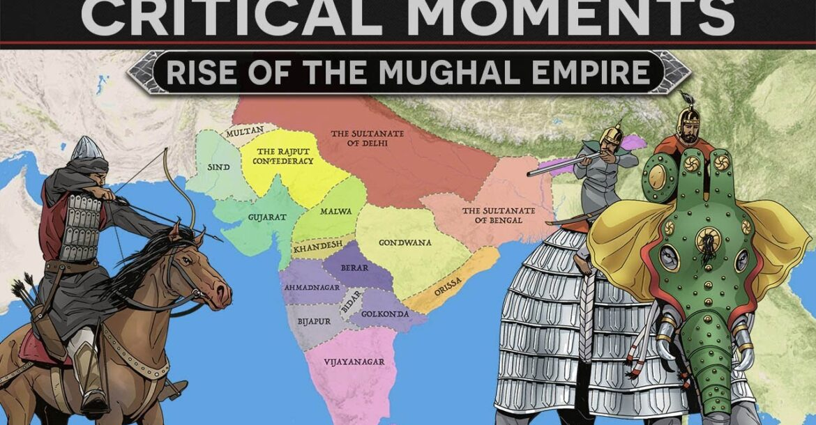 Rise of the Mughal Empire and the Reign of Akbar the Great DOCUMENTARY