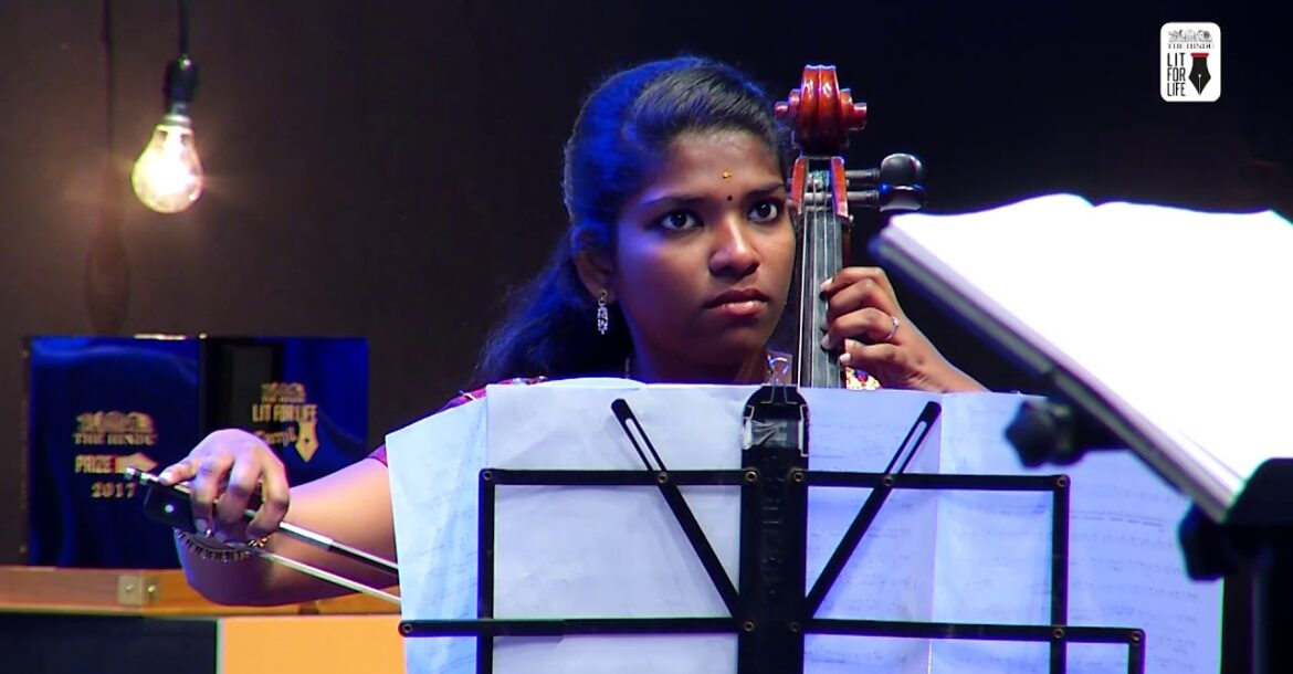 The Hindu Lit for Life 2018: Performance by children of the Sunshine Orchestra