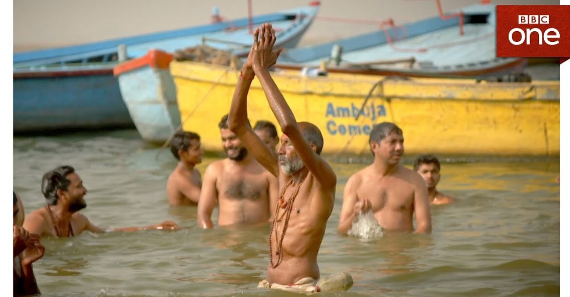 The holy city of Varanasi - The Ganges with Sue Perkins: Episode 2 - BBC One