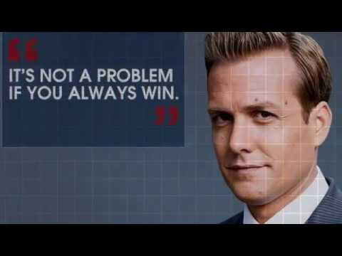 Favorite quotes by harvey Specter 2017 | Suits | Motivational Quotes