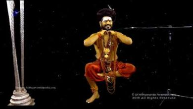 My Guru is Paramashiva so I Will Do It #Nithyananda #Kailasa