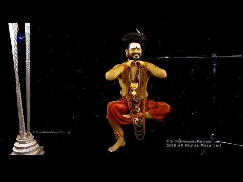 My Guru is Paramashiva so I Will Do It #Nithyananda #Kailasa
