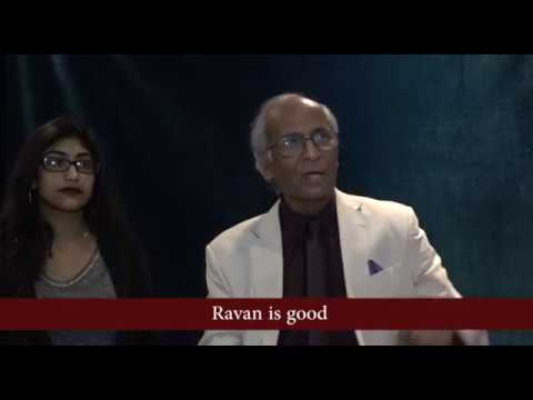 Ravan is good | Jay Lakhani | Hindu Academy |