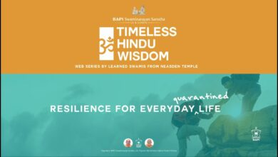 Resilience For Everyday (Quarantined) Life – Timeless Hindu Wisdom Series: Session 1