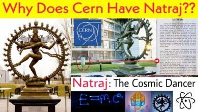 Why Does Cern Have Natraj? What you need to know about CERN Shiva and the Dance of Destruction | ask
