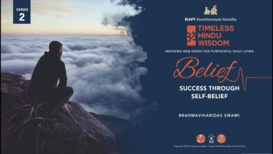 Success Through Self-Belief | Timeless Hindu Wisdom