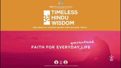 Faith For Everyday (Quarantined) Life – Timeless Hindu Wisdom Series: Session 2