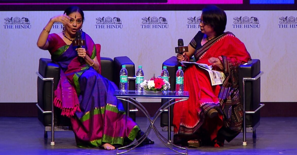 The Hindu Lit For Life 2017 - Heroines Then, Heroines Now