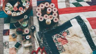 How To Make A Rag Quilt With Cotton Fabric